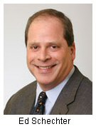 Ed Schechter, law firm marketing, marketing director