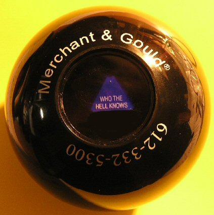 Merchant Gould Eight Ball
