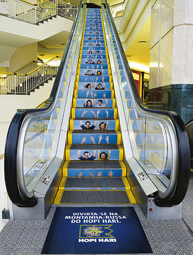 Favorite Examples of Guerrilla Marketing : Larry Bodine Law ...