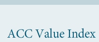 ACC Value Index ranking of law firms