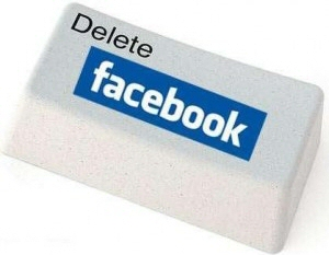 delete facebook