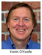 Kevin O'Keefe, Lexblog CEO, blogger