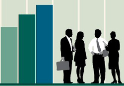 Small firm lawyers benefit from the recession