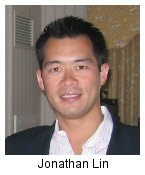 Jonathan Lin, Lexis Nexis