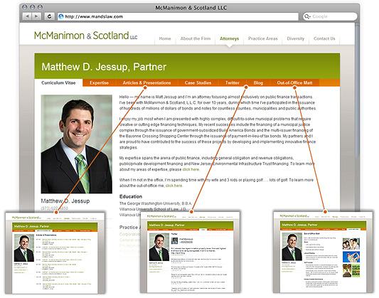 Matthew Jessup bio