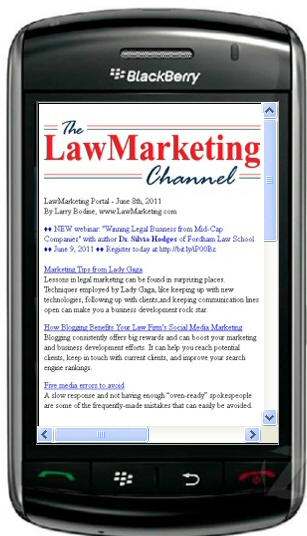 smartphone, lawmarketing channel, law firm marketing, legal marketing, mobile web