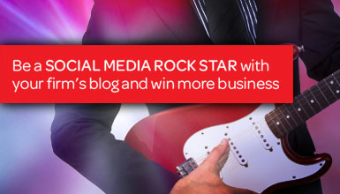 be a social media rock star, law firm blog, business development, law firm marketing