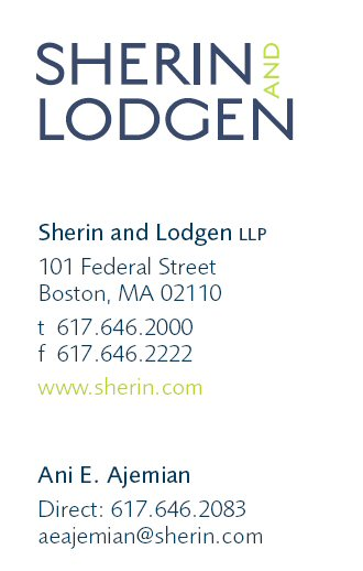 Sherin Lodgen QR code, lawmarketing blog, law firm marketing