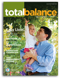 Total Balance magazine, Total PMA, law firm marketing