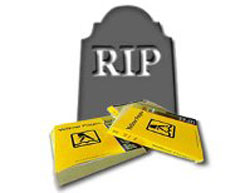 the yellow pages are dead law firm marketing legal marketing