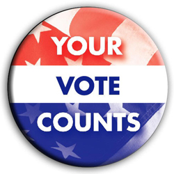 Your vote counts, LawMarketing blog, law firm marketing